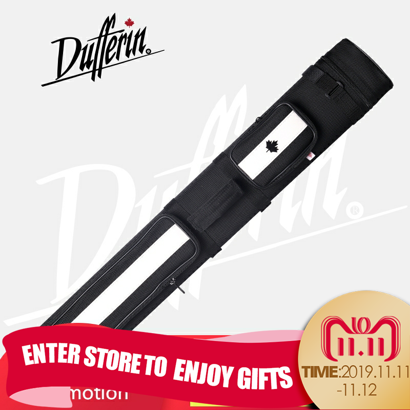Original Defferin  New Arrival Supreme Cue Case 2*4 Pool Cues Portable Carrying 1/2 Hand-woven Billiard Convenience