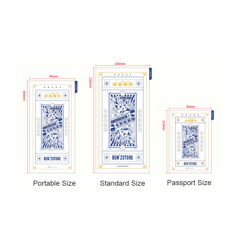 Fromthenon Cute Travelers Notebook Index Bookmarks Writing Mat Ruler For Midori Planner Bullet Journal Accessories Stationery