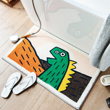 Area Rugs Carpet Floor-Mats Nordic Welcome Doormat Bathroom-Rug Non-Slip Funny Home-Decoration