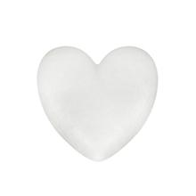 Modelowanie w kształcie serca styropian styropian biały niedźwiedź pianki prezenty serce piłka ozdoby ręcznie wykonane kwiat dekoracja na przyjęcie ślubne tanie tanio Bubble love shape ornament 1 pc Foam 60mm 85mm 100mm 120mm 165mm 300mm foam love type can only be used as love dropshipping