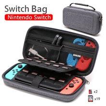 Противоударный и пылезащитный чехол для nintendo switch сумка