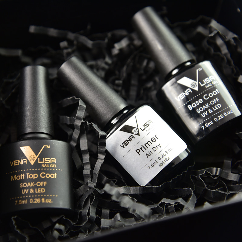 Venalisa nail Color GelPolish CANNI manicure Factory new products 7.5 ml Nail Lacquer Led&UV Soak off Color Gel Varnish lacquer 5