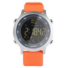 EX18 Sports Smart Watch Step Counter Phone Information Alarm