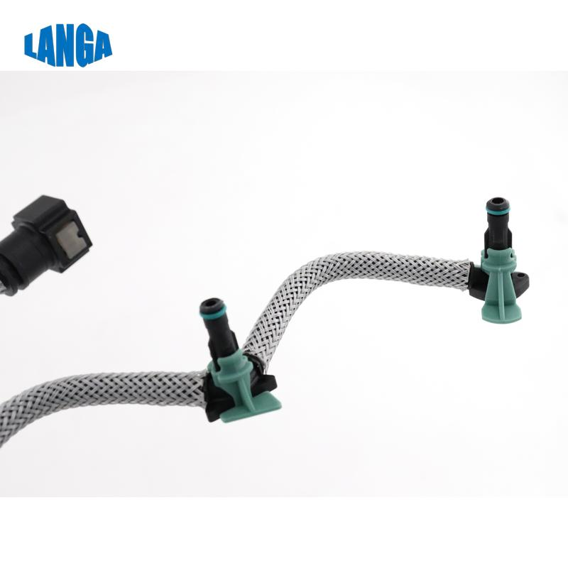 Bosch Injector Leak Off Connector Kit for Peugeot 206 1.6 HDI 110 Injectors