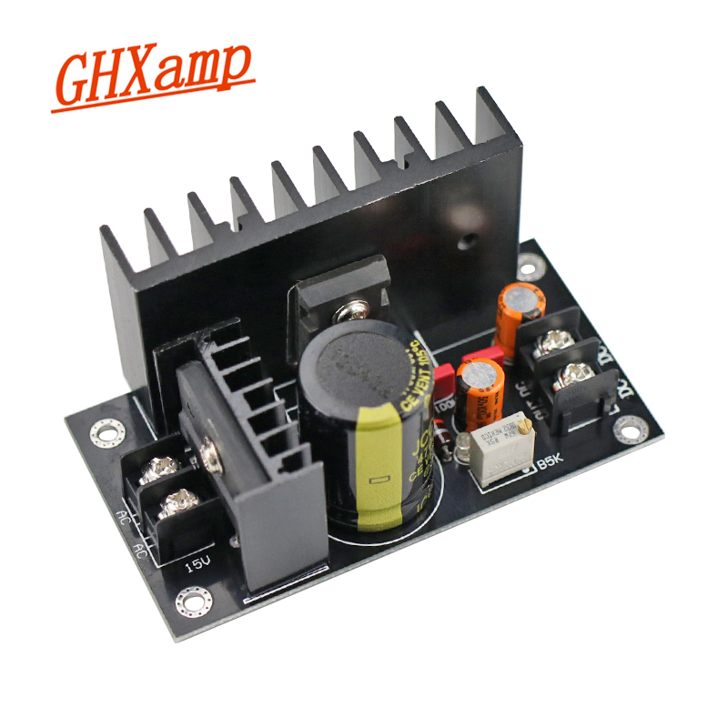 DC280V NEW Assembeld Tube preamp Power supply board DC280V DC12.6V