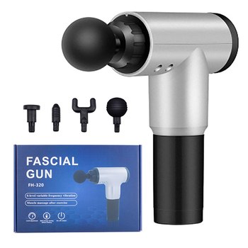 Deep Tissue Fascial Muscle Vibrating Massage Gun