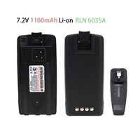 1100mAh Battery for Motorola A10, A12, CP110, EP150 (1100mAh)