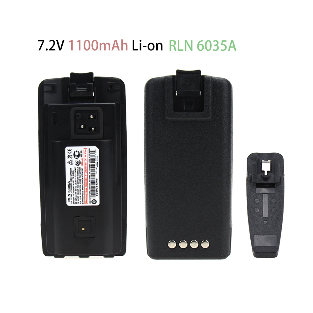 1100mAh Battery For Motorola A10, A12, CP110, EP150 (1100mAh)