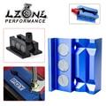 LZONE-заготовка алюминиевых тисков  Защитные вставки для фитингов с магнитной JR-SLV0304-01