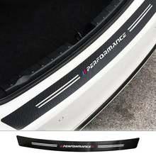 Новый стиль 345 дюйма текстурная наклейка на бампер из углеродного