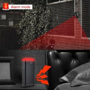 Image 5 - Fuers dw9 sem fio alarme de segurança em casa à prova dwaterproof água pir sensor movimento detector vechicle garagem garagem alarme do assaltante systerm