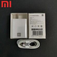 Cargador de 27w Original xiaomi 27w MDY 10 EH QC4.0 cargador de alta velocidad adaptador de la UE para xiaomi Mi9 Mi9se Redmi K20 pro Mi9T