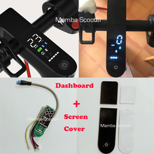 Upgrade M365 Pro Dashboard for Xiaomi M365 Scooter W/ Screen Cover BT Circuit Board for Xiaomi M365 Pro Scooter M365 Accessories