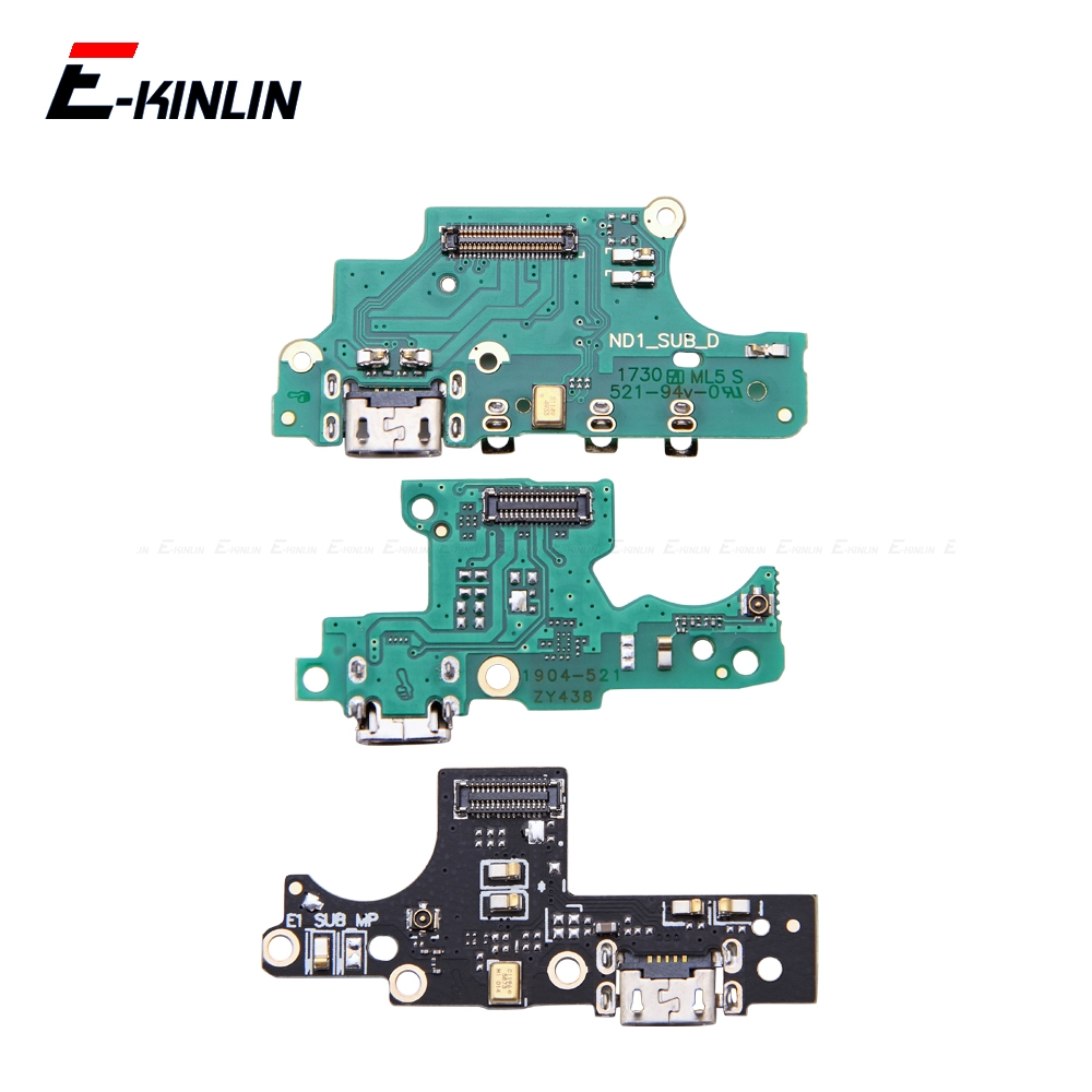 Power Charger Dock USB Charging Port Plug Board With Microphone Mic Flex Cable For Nokia 3.1 5.1 Plus 2.1 2 2.2 3 3.2 4.2 5
