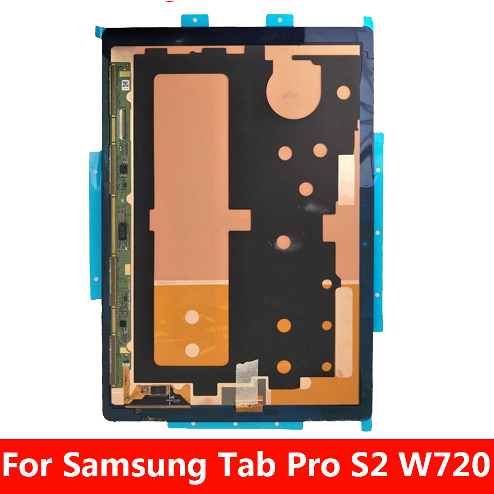 <font><b>LCD</b></font> Display for <font><b>Samsung</b></font> GALAXY <font><b>Tab</b></font> Pro <font><b>S2</b></font> 12 SM-W727 W720 W727 SM-W737 <font><b>LCD</b></font> Display Touch Screen Digitizer Assembly image