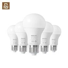 Bombilla LED inteligente Original, Control remoto por Wifi, brillo ajustable, luz de cuidado de la vista, COLOR blanco