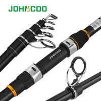 2.1m 3.6m Spinning Rod 40 80g Carbon Fishing Fish Pole Telescopic Travel Fishing Rod Surf Fishing Rod