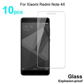 For Xiaomi Redmi Note 4X 16GB 32GB 64GB Premium Tempered Glass Screen Protector For Xiaomi Redmi Note 4X Protective Glass