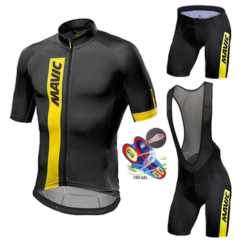 2020 Summer MAVIC Cycling Jersey Short Sleeve Set Maillot Ropa Ciclismo Uniformes Quick-dry Bike Clothing MTB Cycle Clothes new ant quick dry cycling jersey summer short sleeve mtb bike clothing ropa maillot ciclismo racing bicycle clothes 5101