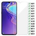 9D Защитное стекло для Samsung Galaxy A01 A11 A21 A31 A41 A51 A71, закаленное защитное стекло для экрана A10 A30 A50 M11 M21 M31, стеклянная пленка