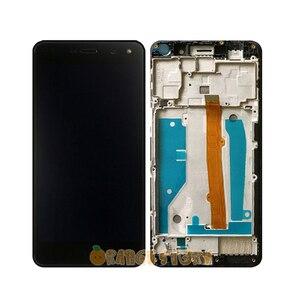 Image 5 - 화웨이 노바 영 4G LTE / Y6 2017 / Y5 2017 MYA L11 MYA L41 MYA L22 MYA U29 LCD 디스플레이 터치 스크린 프레임에 대 한 LCD 터치 스크린
