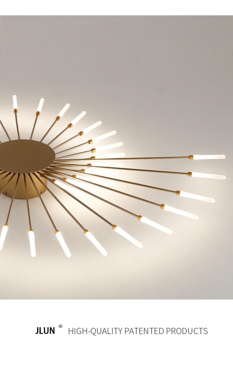 do teto lustre iluminação decoração
