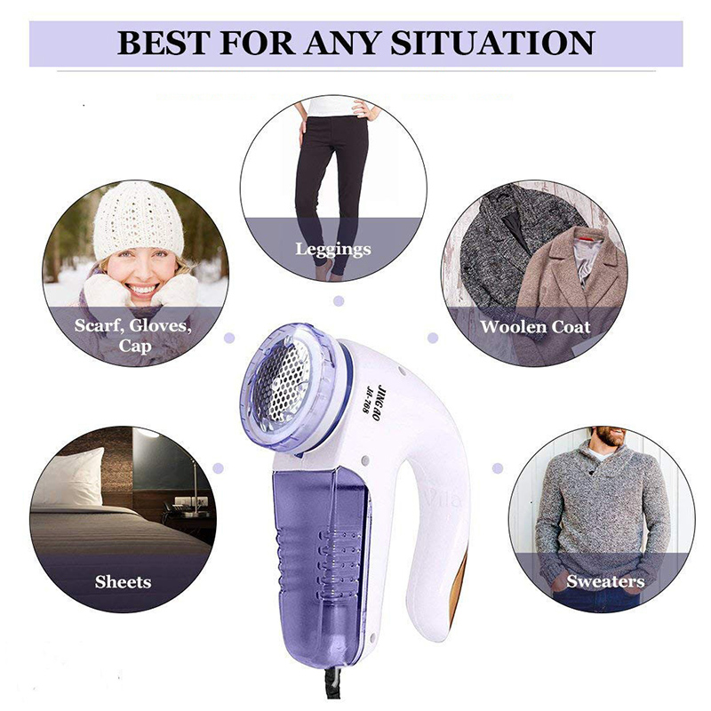 Electric Clothes Lint Removers Fuzz Pills Shaver For Sweaters Pill Remove Curtains Carpets Clothing Lint Pellets Cut Machine