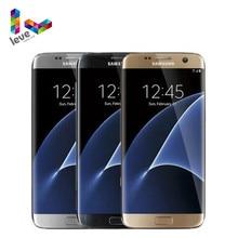 Оригинальный разблокированный смартфон Samsung Galaxy S7 Edge G935F/G935V мобильный телефон 4 ГБ ОЗУ 32 Гб ПЗУ 5,5 дюйма 12 МП Четырехъядерный 4G LTE Android