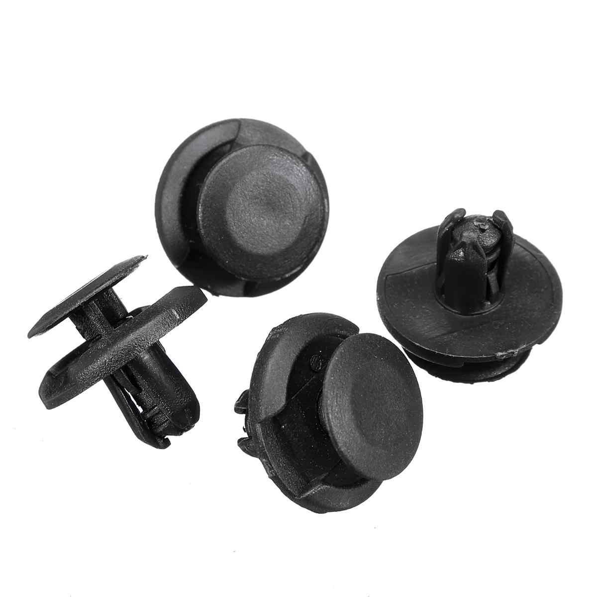 30/60 adet 7mm delikli tampon çamurluk push-tipi perçin tutucu tutturmak klipleri 09409-07332 Suzuki Grand vitara SX4 hızlı X-90 XL-7