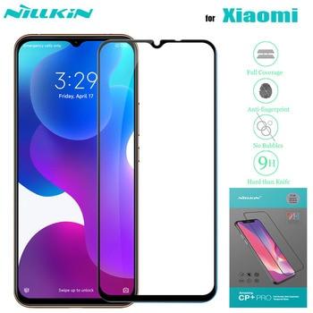 Nillkin Tempered Glass for Xiaomi Mi 10 Lite Mi 9 SE 9T Pro A3 Mi9T Mix 3 Glass Screen Protector on Redmi Note 9 9s 8 8T 7 Pro