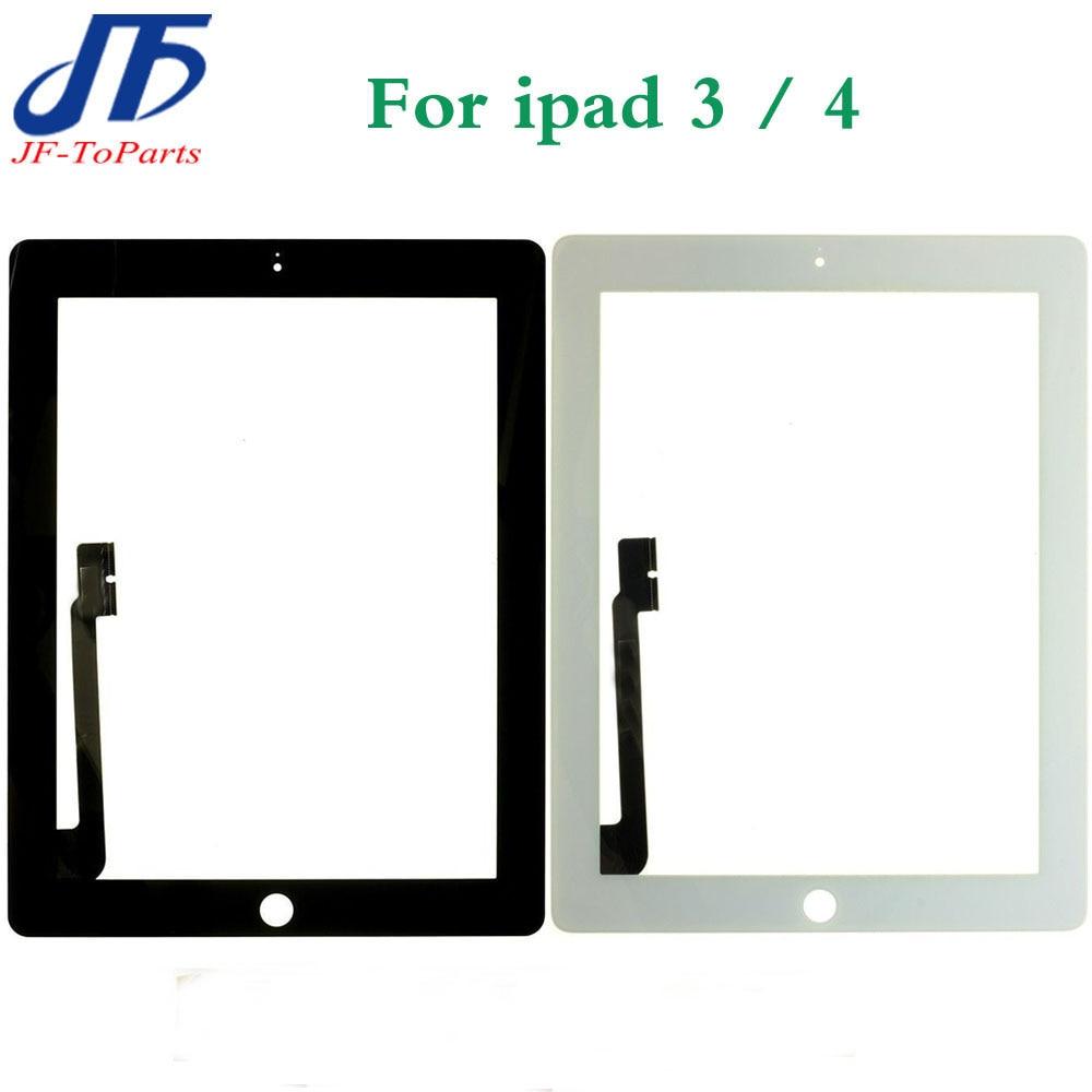 10 шт., сменный сенсорный экран для iPad 4 5 3 2 9,7 A1822 A1430 A1474 A1396