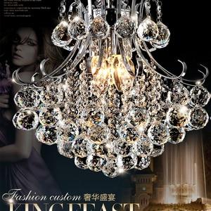 2020 Luxury Crystal Chandelier