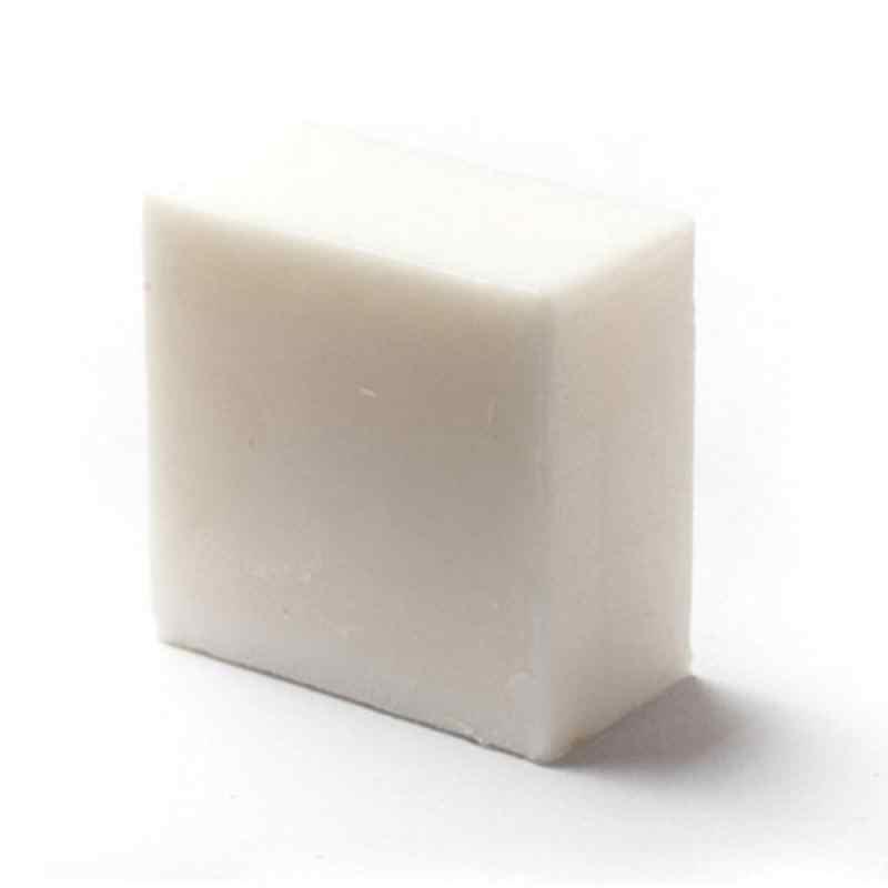 1 unidad de jabón de proteína de seda para limpiar la cara de 100g, Aceite hidratante para controlar, aclara la melanina, aclara el tono de la piel, jabón hecho a mano TSLM2