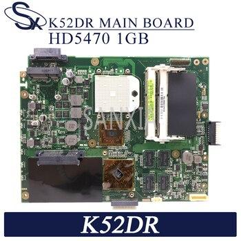 KEFU K52DR Laptop motherboard for ASUS K52DR A52DE K52DE A52DR K52D original mainboard AMD 1G Video card
