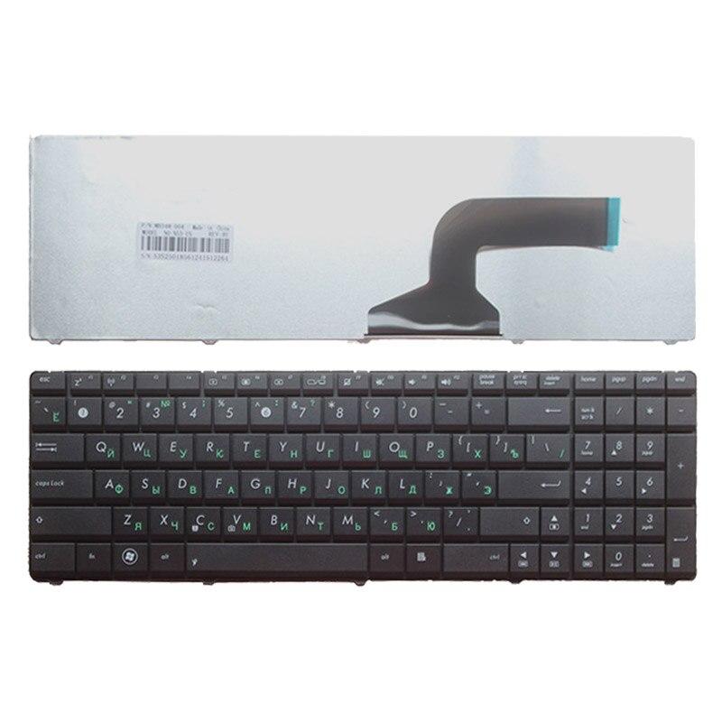 Русская клавиатура для ноутбука ASUS X61Q X61S X61Sf X61SL X61Sv X61Z X75 X75A X75Vd X75Sv X75U X75VB X75VC RU, черная клавиатура
