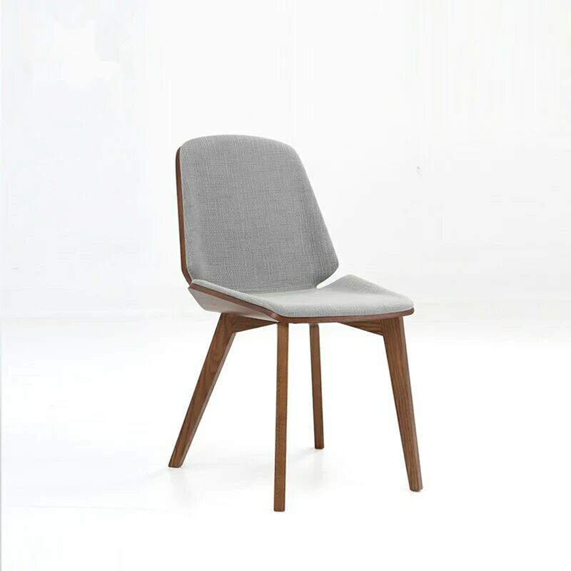Nordic Dining Chair Simple Home Light Luxury Restaurant Chair Creative Dining Table And Chairs To Discuss Leisure Computer Chair