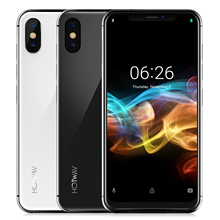 XGODY Face ID Android 8.1 Octa Core 6.26'' FHD+Display Mobile Phone 16MP Camera