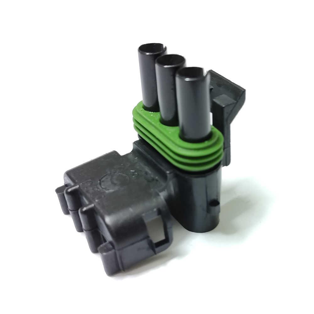 Automotive Connectors 3p FM BLK Conn ASSY Tower Series 20 Amps for sale online 5 Pieces