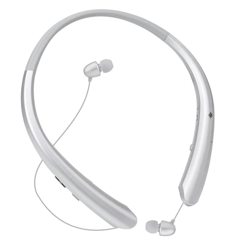 Bluetooth retractable headphones, wireless earplugs, neckband headphones, high-definition stereo headphones and microphones