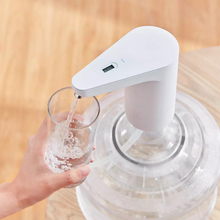 XiaoLang TDS Automatic Mini Touch Switch Water Pump Wireless Rechargeable Electric Dispenser Electric detection of water