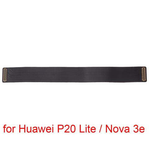 For Huawei Y6 (2018)/Honor 7A/Enjoy 8e/8 Plus/P20 Lite/Nova 3e/8C/View 10/Play/9i Main Motherboard Connector LCD Flex Cable Islamabad