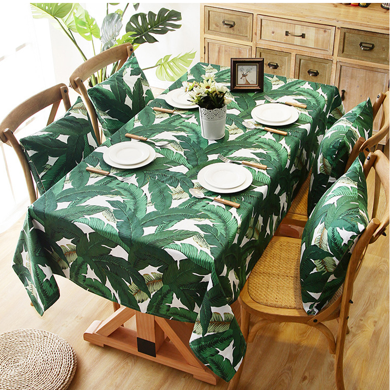 Tablecloth Cotton Linen Table Cloth Rectangular Table Cover Mantel Obrus Wedding Coffee Table Mahjong Table Dining Cover 2020()