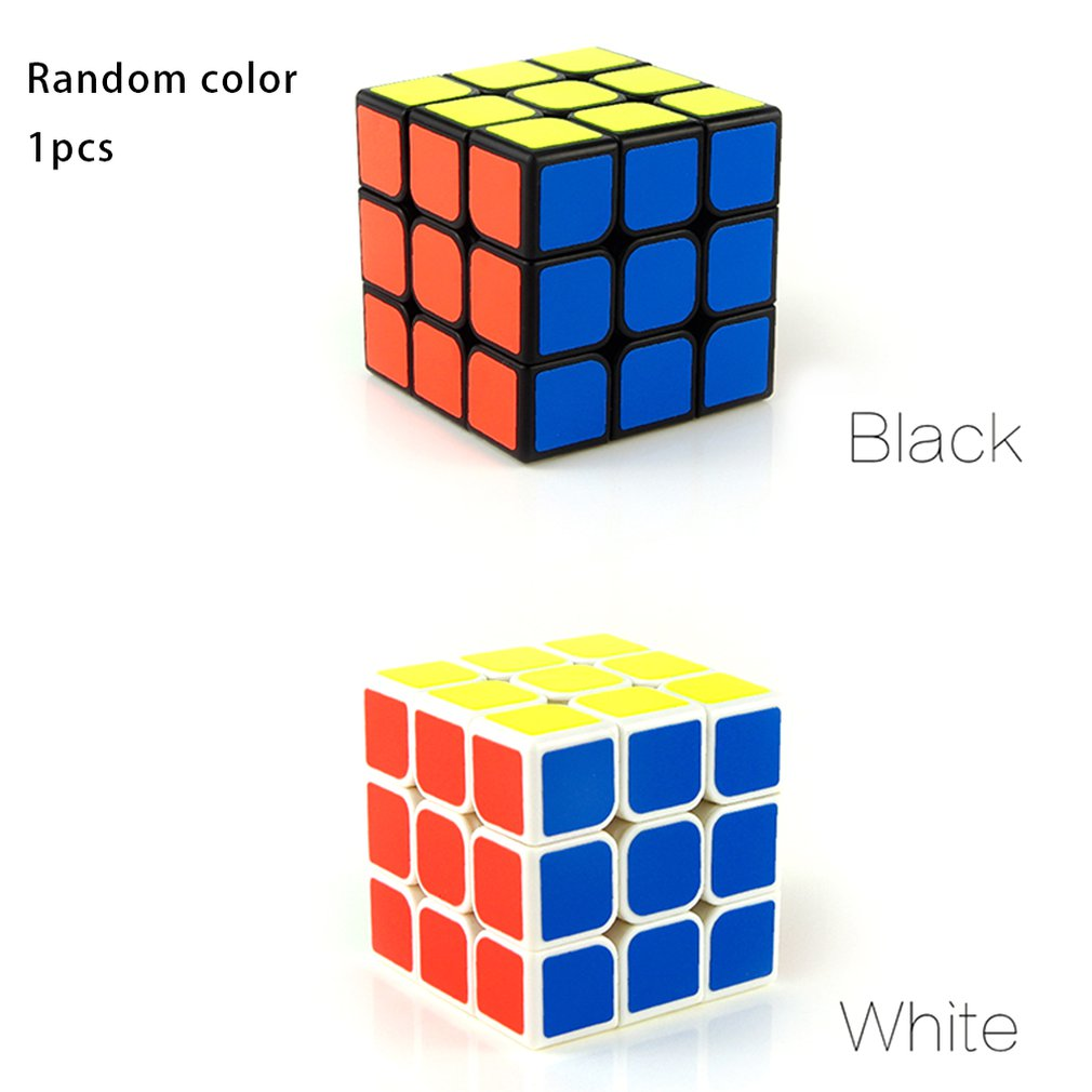 Magic Cube Professional Competition Speed Cube Hot Wheels Windmills Third-order Shaped Cube Children Toys Kids Gifts Playful