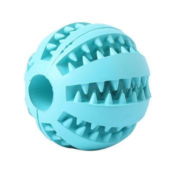 Toys for Dogs Ball Interactive Dog Toys Dog Chew Toys Tooth Cleaning Elasticity Small Big Dog Toys Rubber Pet Toys 10
