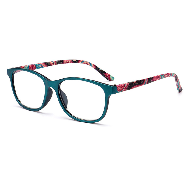 Image 4 - RBENN 3 Pack Ladies Reading Glasses with Bags Spring Hinges Pattern Stylish Reader for Women Men Reading EyewearWomens Reading Glasses   -