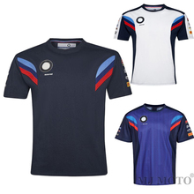 Jersey T-Shirt Motorcycle-Tee-Clothes Short Motorbike Racing for BMW Quick-Drying Men's