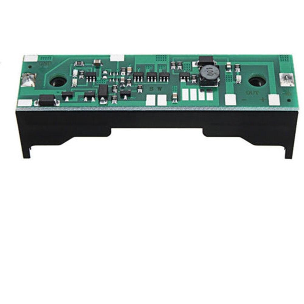 4 In 1 18650 Battery Over-Current Protection 5W Step-up Board UPS  Charging DC 5V 6V 9V 12V Electric Practical