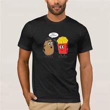 Camisa de t da forma 100% algodão camisa de t da forma dos homens