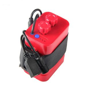 Image 3 - DIY 6x18650 סוללה אחסון מקרה תיבת USB 12V אספקת חשמל עבור טלפון LED נתב