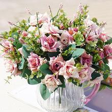 1Pc Artificial Flower Performance Stage Garden Wedding Home Party Decor Props Vivid Color, Decor, Beautiful, Non-fading
